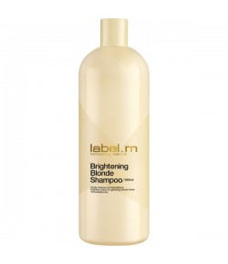 Label.M Brightening Blonde Shampoo 1000 ml