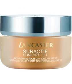 Lancaster Suractif Comfort Lift Nourishing Rich Day Cream SPF 15 50 ml - Gesichtscreme