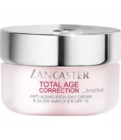 Lancaster Total Age Correction Amplified Reichhaltige Tagescreme SPF15 50 ml
