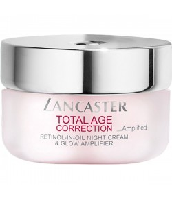 Lancaster Total Age Correction Amplified Retinol-in-Öl Nachtcreme 50 ml