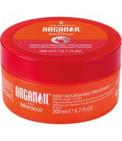 Lee Stafford ArganOil from Morocco Deep Nourishing Treatment 200 ml