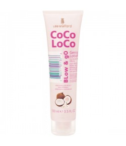 Lee Stafford CoCo LoCo Blow & Go Genius Lotion 100 ml