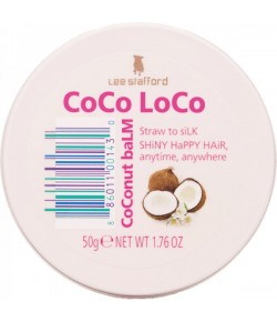 Lee Stafford CoCo LoCo Coconut Balm 50 g