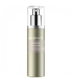 M2Beaute Ultra Pure Solutions Cu-Peptide & Vitamin B Facial Nano Spray 75 ml