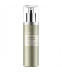 M2Beaute Ultra Pure Solutions Vitamin C Facial Nano Spray 75 ml