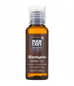 Man Cave Blackspice Beard Oil 50 ml