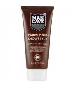 Man Cave Lemon & Oak Shower Gel 200 ml