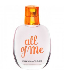 Mandarina Duck All of Me for Her Eau de Toilette (EdT) 50 ml