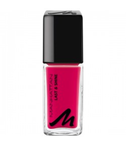 Manhattan Last & Shine Nagellack 10 ml