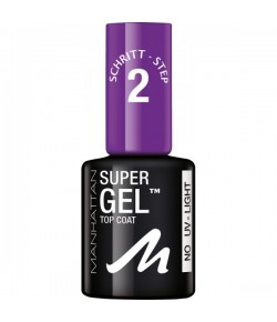 Manhattan Super Gel Top Coat 12 ml