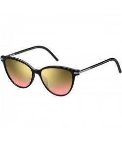 MARC JACOBS Marc Jacobs Damen Sonnenbrille » MARC 47/S«, schwarz, D28/FY - schwarz/ rot