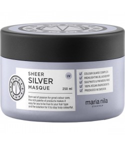Maria Nila Sheer Silver Masque 250 ml