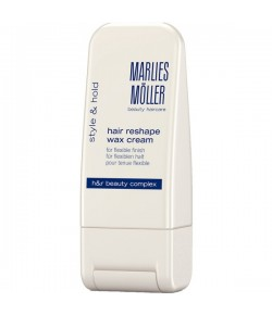 Marlies Möller Style & Hold Hair Reshape Wax Cream 100 ml