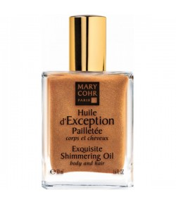 Mary Cohr Huile de Exception Pailettée 50 ml