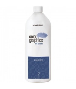 Matrix Color Graphics Lift & Tone Promoter Oxydant 946 ml
