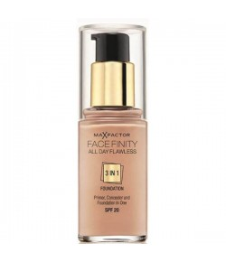 Max Factor Facefinity All Day Flawless 3 in 1 Foundation 50 Natural 30 ml