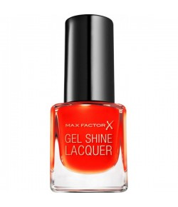 Max Factor Mini Gel Shine Lacquer 20 Vivid Vermillio 4,5 ml