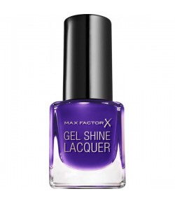 Max Factor Mini Gel Shine Lacquer 35 Lacquered Violet 4,5 ml