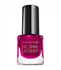 Max Factor Mini Gel Shine Lacquer 55 Sparkling Berry 4,5 ml