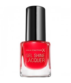Max Factor Mini Gel Shine Lacquer 25 Patent Poppy 4,5 ml