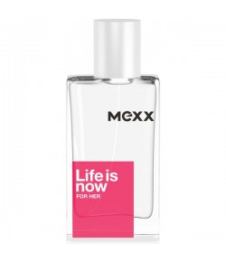 Mexx Life Is Now Women Eau de Toilette (EdT) 30 ml