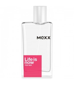 Mexx Life Is Now Women Eau de Toilette (EdT)