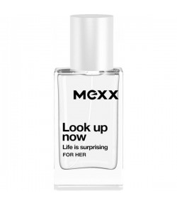 Mexx Look up now for Her Eau de Toilette (EdT) 15 ml