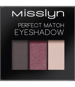 Misslyn Perfect Match Eyeshadow Cozy Night 18 1,2 g