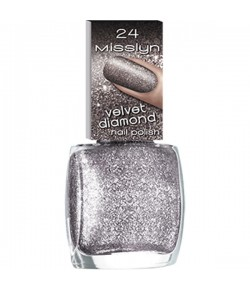 Misslyn Velvet Diamond Nail Polish Nagellack Elegance 24 10 ml