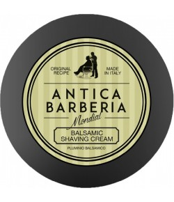 Mondial Antica Barberia Shaving Cream Menthol in Kunststoffbox 125 ml