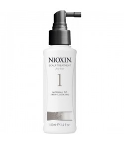 Nioxin System 1 Scalp Treatment 100 ml