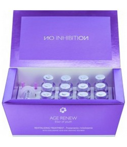 No Inhibition Age Renew Revitalizing Treatment 12 x 20 ml