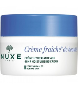 Nuxe Crème Fraîche de Beauté 24 Hr Smoothing and Moisturizing Cream 50 ml
