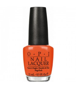 OPI Nagellack Classics NLH47 A Good Man-Darin Is Hard To Find 15 ml