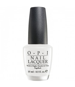OPI Nagellack Soft Shades NLL00 Alpine Snow 15 ml
