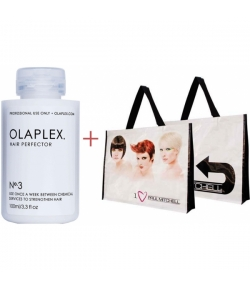 Olaplex Hair Perfector No.3 100 ml + Gratis Trend Bag