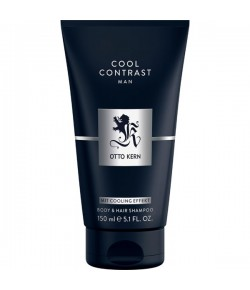 Otto Kern Cool Contrast Man Body & Hair Shampoo 150 ml