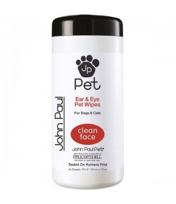 Paul Mitchell John Paul Pet Ear & Eye Wipes 45 T�cher