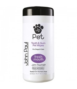 Paul Mitchell John Paul Pet Tooth & Gum Wipes 45 T�cher