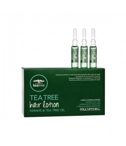 Paul Mitchell Tea Tree Hair Lotion Keravis & Tea Tree Oil 12 x 6 ml