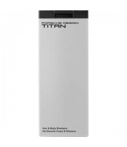 Porsche Design Titan Hair & Body Shampoo 200 ml