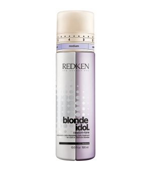 Redken Blonde Idol Custom-Tone Violet kühle Blondtöne 196 ml