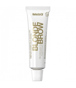 RefectoCil Blonde Brow Augenbrauenfarbe - Blondierpaste (15 ml)