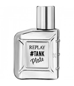 Replay #Tank Plate for Him Eau de Toilette (EdT) 30 ml