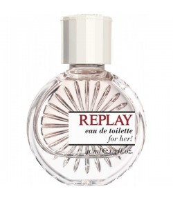 Replay for Her Eau de Toilette (EdT) 40 ml