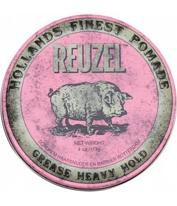 Reuzel Haarstyling Pink Heavy Grease Pomade 113 g