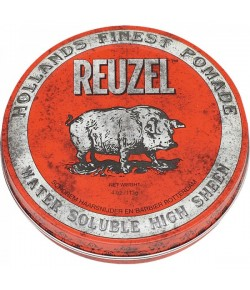 Reuzel Haarstyling Red Water Soluble Pomade 113 g