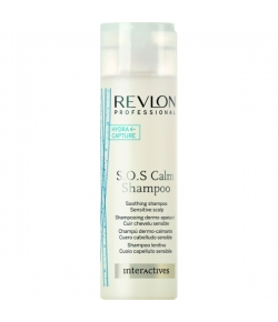 Revlon Interactives SOS Calm Shampoo 250 ml