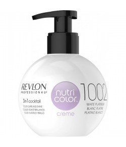 Revlon Nutri Color Creme Nr. 1002 Platin 270 ml