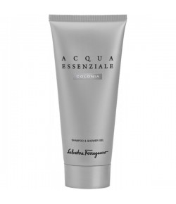 Salvatore Ferragamo Acqua Essenziale Colonia Shower Gel - Duschgel 200 ml